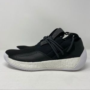 Adidas Harden LS 2  Core Black Cloud White